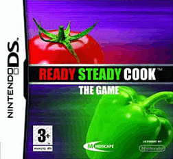 Ready, Steady, Cook: The Game DSi and DS Lite