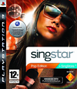 SingStar: Pop Edition PlayStation 3