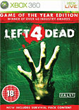 Left 4 Dead: Game of the Year Edition Xbox 360