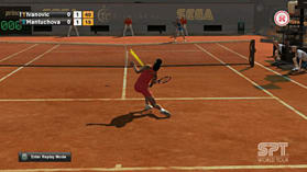 Virtua Tennis 2009 screen shot 2
