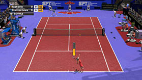 Virtua Tennis 2009 screen shot 3