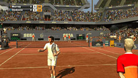 Virtua Tennis 2009 screen shot 4
