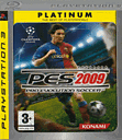 Pro Evolution Soccer 09 Platinum PlayStation 3