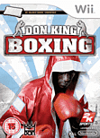 Don King Boxing (Wii Balance Board Compatible) Wii