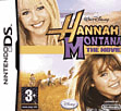 Hannah Montana: The Movie Game DSi and DS Lite