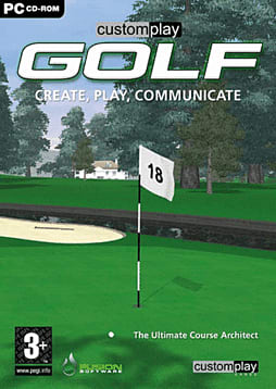 Customplay Golf PC Games and Downloads Cover Art