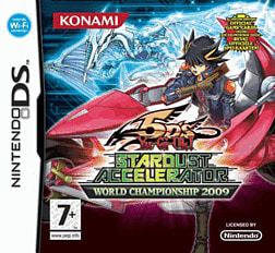 Yu-Gi-Oh! 5D's Accelerator DSi and DS Lite Cover Art