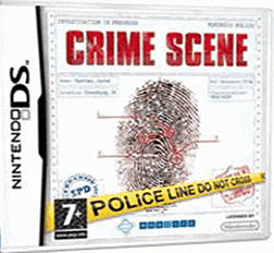 Crime Scene DSi and DS Lite