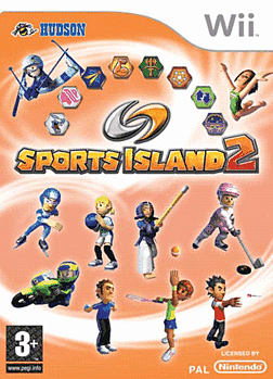 Sports Island 2 Wii Cover Art