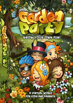 Garden Party World PC Games and Downloads Cover Art
