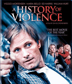 History of Violence Blu-Ray 