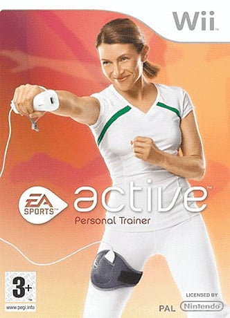 EA sports active for Wii at GAME
