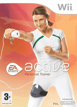 EA Sports Active (Wii Balance Board Compatible) Wii Cover Art