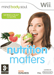 Mind Body & Soul: Nutrition Matters Wii