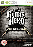 Guitar Hero: Metallica (Software Only) Xbox 360