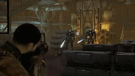 Terminator Salvation screen shot 1