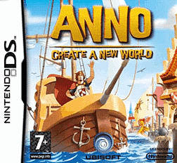 Anno: Create A New World DSi and DS Lite Cover Art