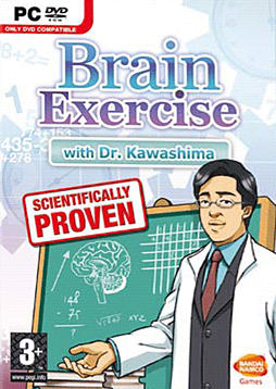 Brain Exercise with Dr Kawashima PC Games and Downloads Cover Art