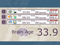 Brain Exercise with Dr Kawashima screen shot 3