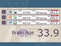 Brain Exercise with Dr Kawashima screen shot 3