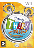 Wii Disney Think Fast Wii