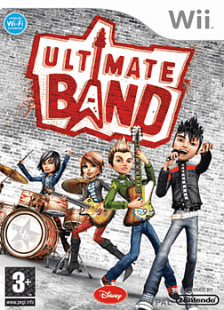 Ultimate Band for Wii Wii