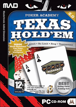 Poker Academy PC Games and Downloads Cover Art