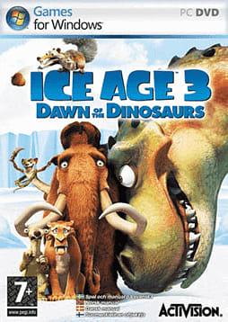 Ice Age 3: Dawn of the Dinosaurs PC Games and Downloads Cover Art