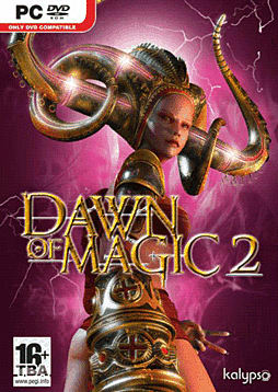 Dawn of Magic 2 PC Games and Downloads Cover Art
