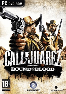 Call of Juarez: Bound in Blood PC Games and Downloads Cover Art