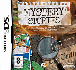 Mystery Stories DSi and DS Lite Cover Art