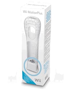 Nintendo's Wii MotionPlus Accessories
