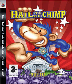 Hail to the Chimp PlayStation 3 Cover Art