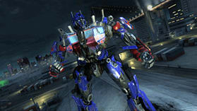 Transformers: Revenge of The Fallen screen shot 1