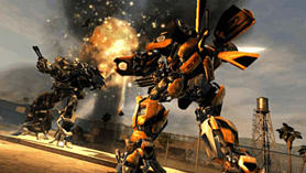 Transformers: Revenge of The Fallen screen shot 3