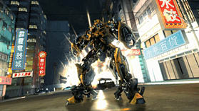 Transformers: Revenge of The Fallen screen shot 4