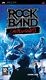 Rock Band Unplugged PSP