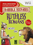 Horrible Histories: Ruthless Romans Wii