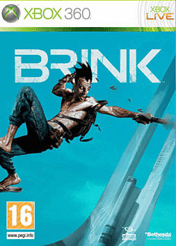 Brink Xbox 360 Cover Art
