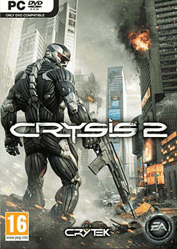 Crysis 2 PC Games and Downloads Cover Art