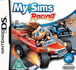 MySims Racing DSi and DS Lite Cover Art