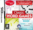 Classic Word Games DSi and DS Lite