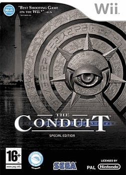 The Conduit: Special Edition Wii Cover Art
