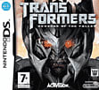 Transformers: Revenge of the Fallen - Decepticons DSi and DS Lite