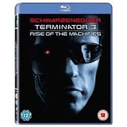 Terminator 3 - Rise Of The Machines Blu-ray