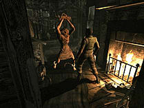 Resident Evil Archives screen shot 1