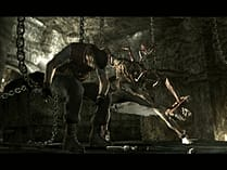 Resident Evil Archives screen shot 2