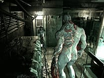Resident Evil Archives screen shot 3