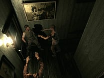 Resident Evil Archives screen shot 5