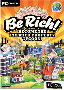 Be Rich PC Games Cover Art